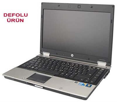 HP Elitebook 8440P İNTEL İ7 620m/4GB Ram/120GB SSD/14,1/2.EL Notebook-Defolu