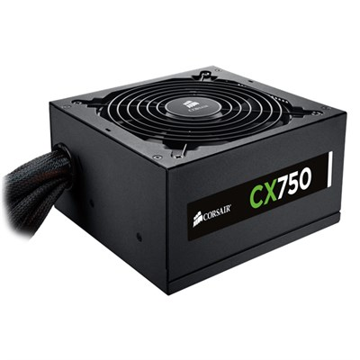 CORSAIR 750W BUILD CX750 80+ BRONZE