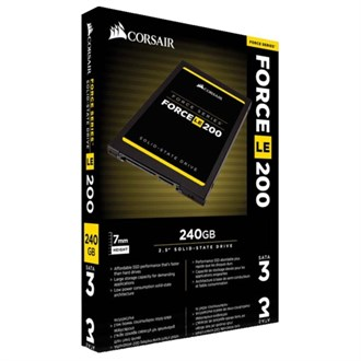 Corsair 240GB ForceLE200 SSDDisk CSSD-F240GBLE200