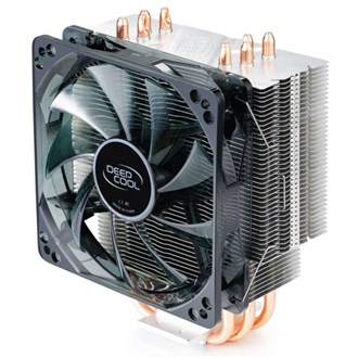Deep Cool Gammaxx 400 120x25mm Mavi Led CPU Fan