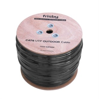 Frisby FNW-CAT624 305Mt 23AWG 0.58mm Outdoor Kablo
