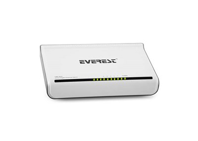 Everest GM-50G 5 Port 1000Mbps Gigabit Ethernet Switch Hub
