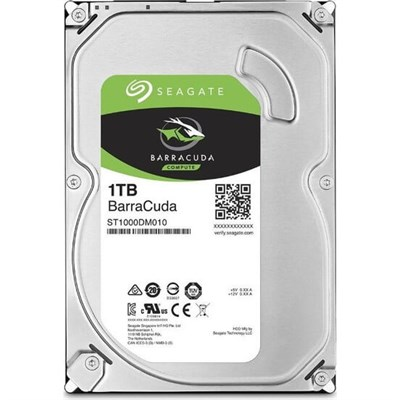"Seagate BARRACUDA 3,5"" 1TB 64MB 7200 ST1000DM010-DİST"
