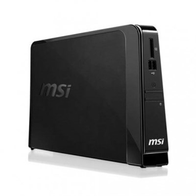 Msı MS6668 Atom D510 4Gb Ddr3 250Gb Hdd Hdmı Esata Usb O/B Vga Mini PC