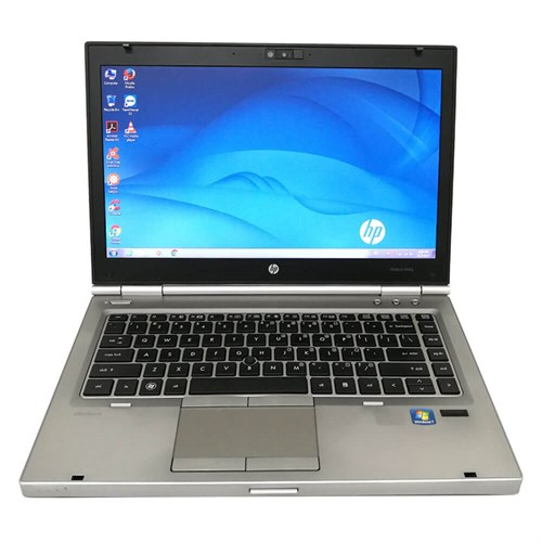 HP Elitebook Business 8460P Core i5-2.Nesil  8 Ram 128 SSD 14