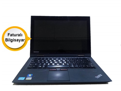 Lenovo X1 İntel İ5 2520m 4 Ram 120 SSD O/B  14inc-2.EL Notebook