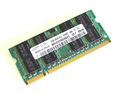 Samsung 2Gb Ddr3 1333Mhz  - 2RX8-PC2-6400s-2.EL Nb.