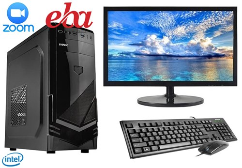 Gamyx İntel Core 2 E7400 4Gb 120 SSD 19 Led /Masaüstü PC