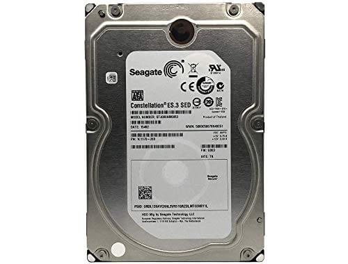 Masaüstü HDDSEAGATESeagate Constellation ST4000NM0053 4 TB 3,5