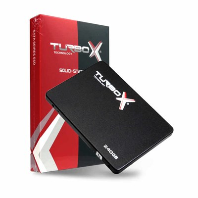 Turbox 240GB SSD HDD 520/400MBs 2,5 KTA320